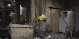 'In Beiroet begint een nachtmerrie pas als je opstaat'