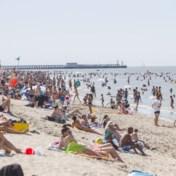 Verbod op sterke drank op het strand tot eind september