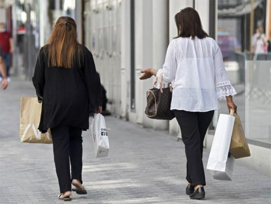 Ravage in winkelstraten niet meer te overzien