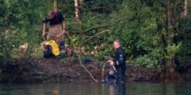 Verdronken zwemmer in grindplas in Lanklaar teruggevonden