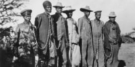 Namibië wijst Duitse wiedergutmachung voor genocide af
