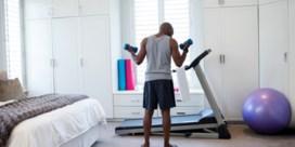 Wat moet dat kosten? Home gym