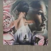 Eerbetoon aan vermoorde Julie Van Espen met gigantisch graffitikunstwerk