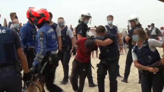 17-jarige die eerder al gearresteerd werd voor rellen in Blankenberge, opgepakt in Schaarbeek