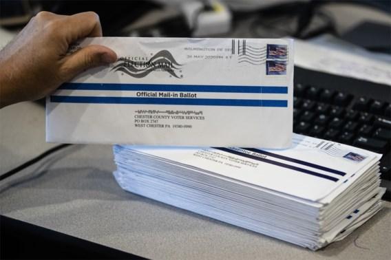 Amerikaanse post waarschuwt: miljoenen stemmen kunnen te laat aankomen
