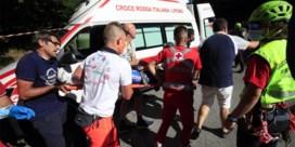 Remco Evenepoel breekt bekken na val in ronde van Lombardije