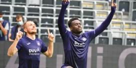 Bromance Trebel-Dimata zet Anderlecht op weg naar zege tegen STVV
