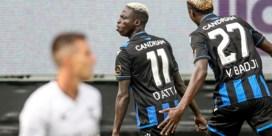 Club Brugge speelt Eupen aan flarden, met glansrol voor Diatta en Badji
