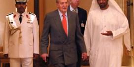 Spaanse oud-koning Juan Carlos bevindt zich in de Verenigde Arabische Emiraten