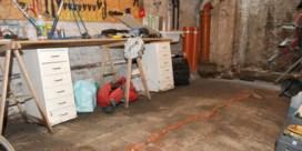 Waterschade in Berchem zorgt voor opengescheurde vloeren