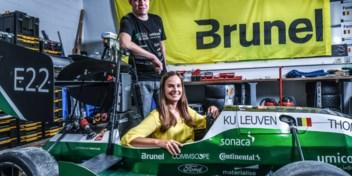Partnership met Formula Electric Belgium onderstreept zin voor ondernemerschap