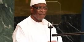Malinese president kondigt in tv-toespraak aan op te stappen en militairen kondigen verkiezingen aan