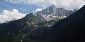 Belgische alpinist sterft na val in Mont Blancmassief