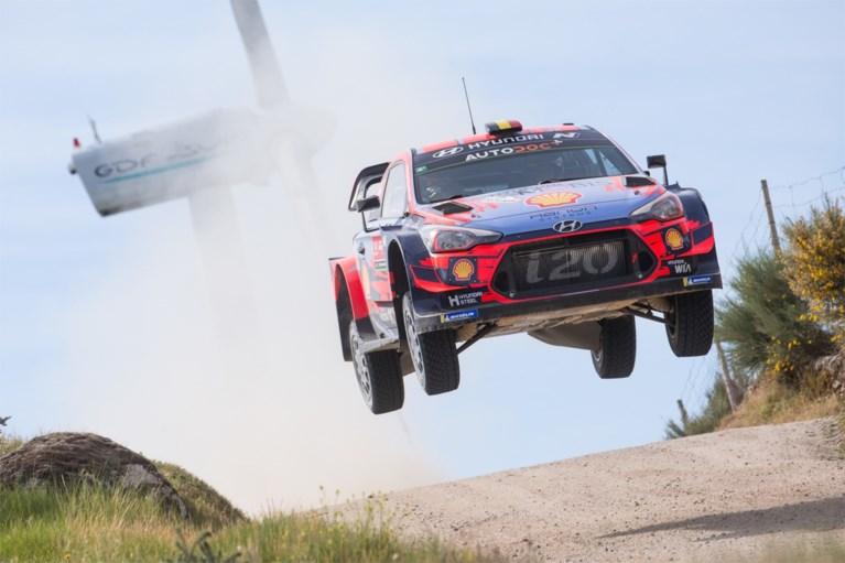 Primeur voor de Rally van Ieper: voor het eerst een WK op Belgische bodem