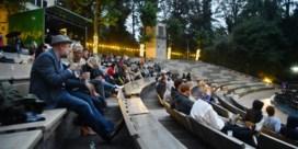 Optredens in Openluchttheater lopen door tot midden oktober