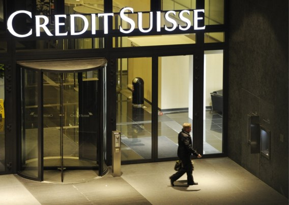 Onderzoek naar Credit Suisse en 2.600 Belgische klanten