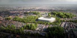 Burgemeester enthousiast over nieuw stadion Club Brugge: 'Het zal veel meer park dan parking zijn'