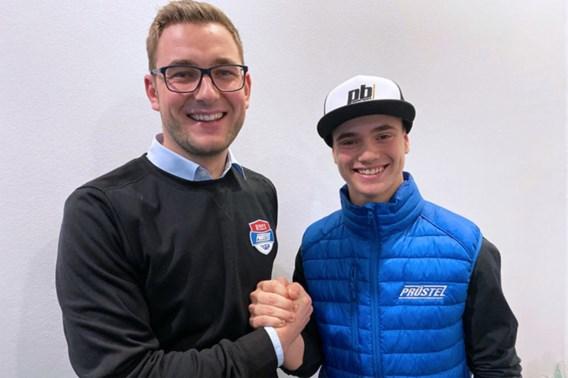 WK snelheid: Barry Baltus moet als laatste vertrekken in GP Steiermark