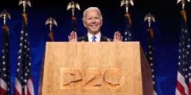 Joe is toch niet zo 'sleepy' en stelt Democraten gerust