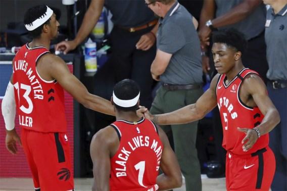 Toronto en Boston zetten grote stap richting tweede ronde play-offs NBA