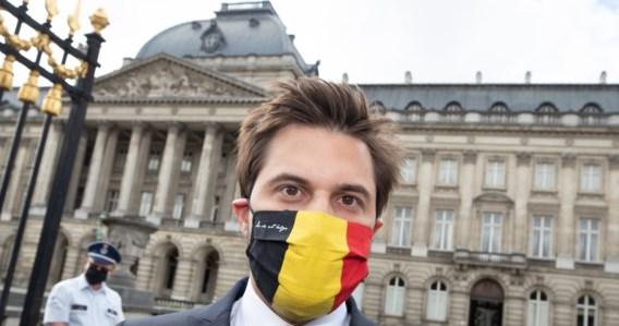 Bouchez: 'Alles wordt geblokkeerd door opkomst van populisten, PTB-PVDA en Vlaams Belang'