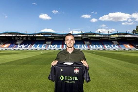 Doelman Jorn Brondeel ruilt FC Twente voor Willem II