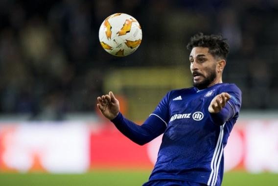 Anderlecht verhuurt Kenny Saief opnieuw aan Lechia Gdansk