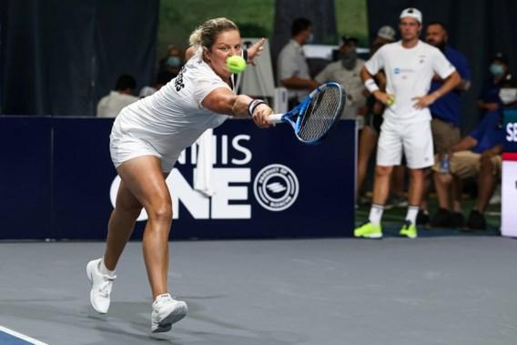 """Deelname Kim Clijsters aan US Open nog niet in gevaar: """"Ze heeft gewoon wat meer tijd nodig"""""""