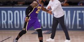 LeBron James helpt Lakers aan voorsprong tegen Portland
