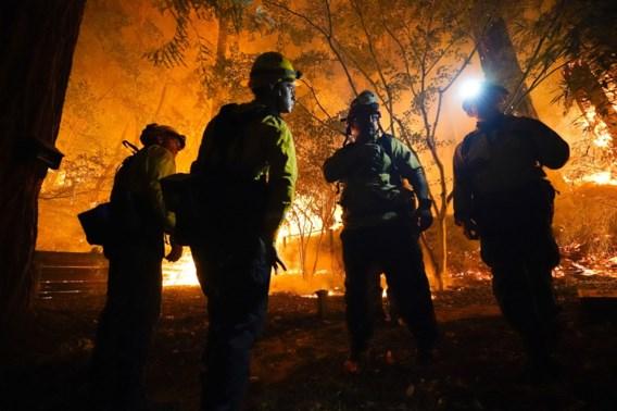Brandweer Californië boekt succes in strijd tegen bosbranden