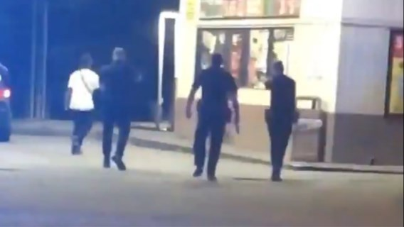 Politie schiet vluchtende zwarte verdachte dood in Louisiana