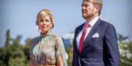 Nederlands koningspaar na overtreding coronaregels: 'Niet goed opgelet'