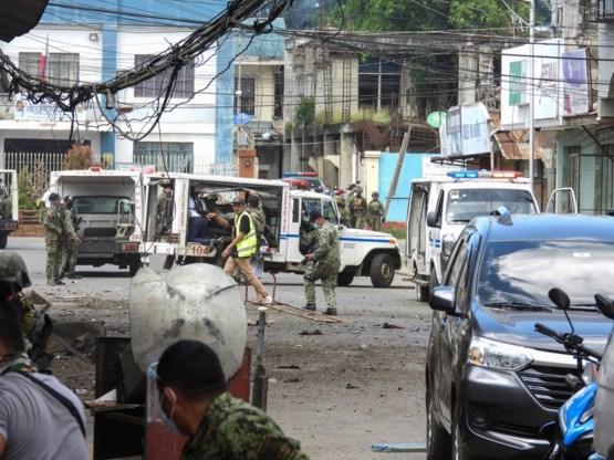 Veertien doden bij dubbele aanslag in zuiden van Filipijnen