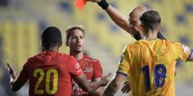 Twee rode kaarten, één gemiste strafschop en maar geen doelpunten in STVV - KV Oostende
