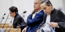 Wilders verwijst in laatste woord op 'minder Marokkanen'-proces naar recente rellen