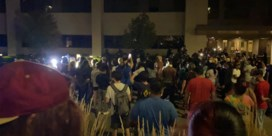 Protesten na neerschieten zwarte man in noorden VS