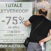 Minder dan helft Brantano-winkels krijgt doorstart