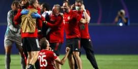 Bayern München wint voor zesde keer Champions League