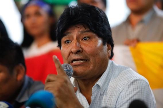 Nieuwe klacht tegen Boliviaanse oud-president voor relatie met minderjarige