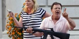 Koppel dat betogers met wapens bedreigde: 'Radicale Democraten willen de macht grijpen'