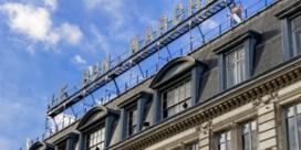 Oudste luxewarenhuis ter wereld kleurt tijdelijk Belgisch
