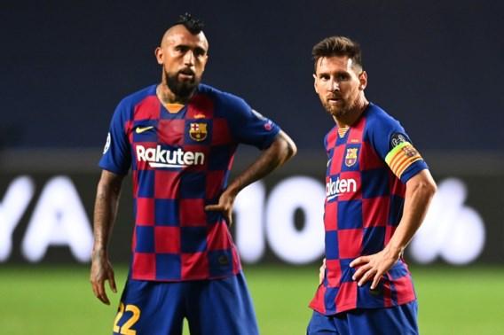 'Messi vraagt Barcelona om transfer'