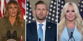 Familie Trump schiet met scherp op media: 'Ze beperken onze vrijheid'