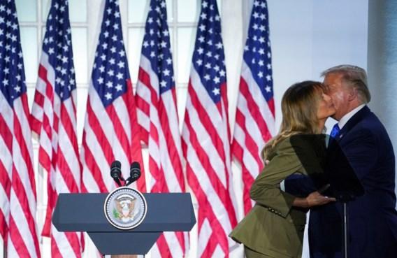 Donald en Melania Trump misbruiken overheid om campagne te voeren