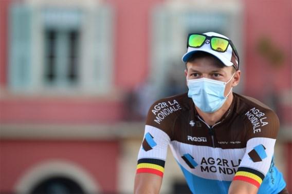 """Oliver Naesen zal meer zijn eigen kans kunnen gaan in de Tour: """"We zitten niet meer gevangen in een keurslijf"""""""