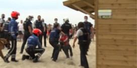 Verdachte van rellen op strand van Blankenberge komt vrij onder voorwaarden