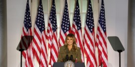 Trumps campagnetroef Melania