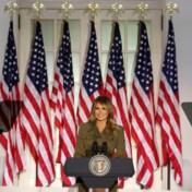 Trumps campagnetroef Melania