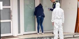 Gevel van horecazaak in Deurne beschoten
