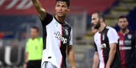 """Terwijl Lionel Messi overhoop ligt met Barcelona, blijft Cristiano Ronaldo Juventus trouw: """"De wereld veroveren"""""""